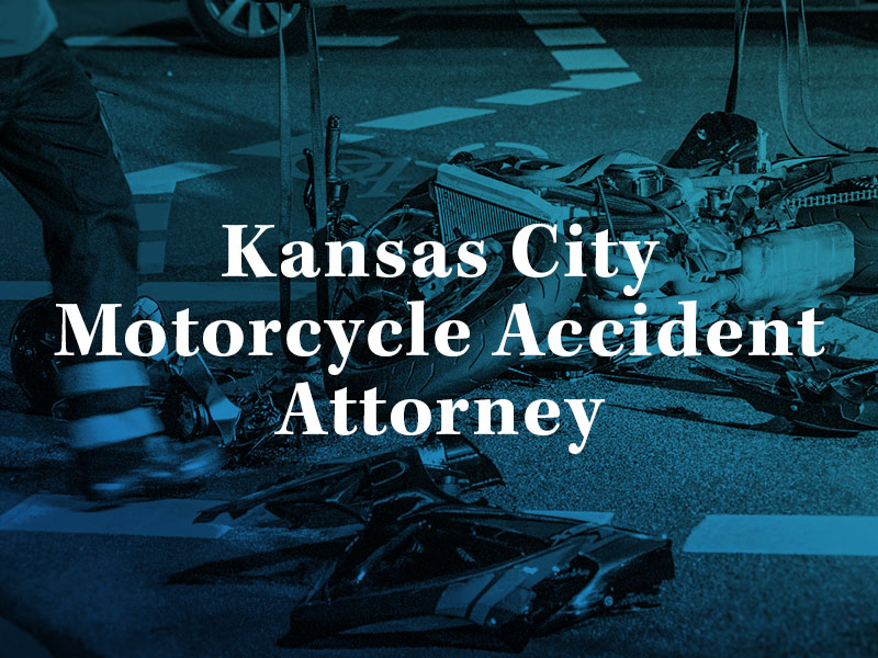 Kansas City motorcycle accident attorney