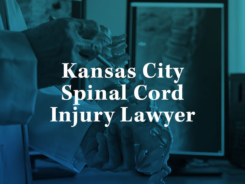 Kansas City Spinal Cord Injury Attorneys