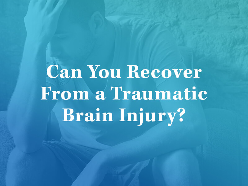 Can you recover from a TBI?
