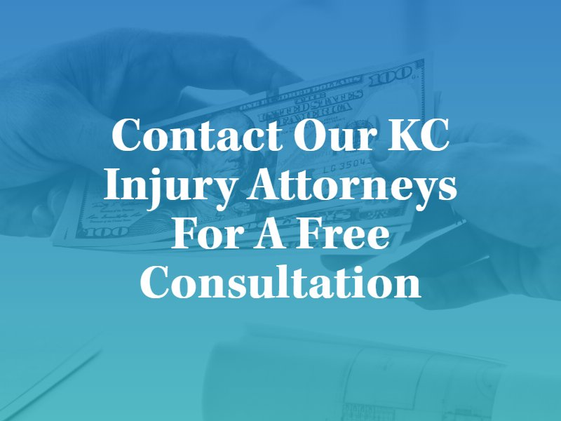 Contact a Kansas City personal Injury attorney for a free case consultation.
